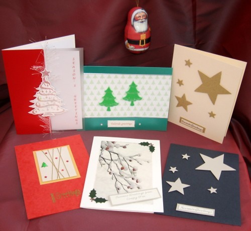 Christmas Cards Decorating