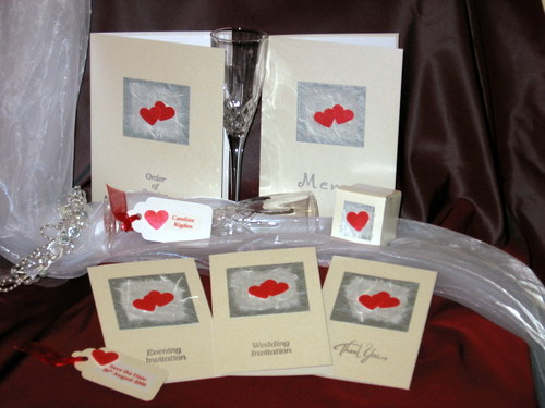 on our range of Wedding Stationery Click here to download it